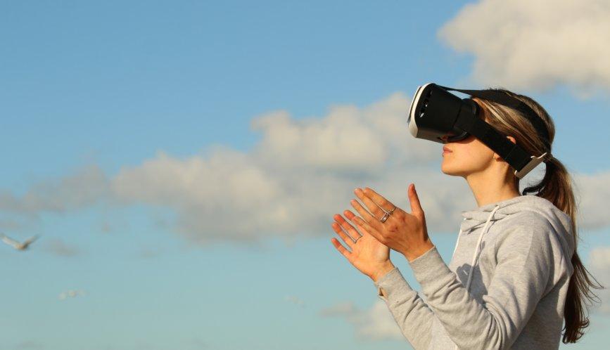 Virtuelle Rundgänge und VR-Brillen